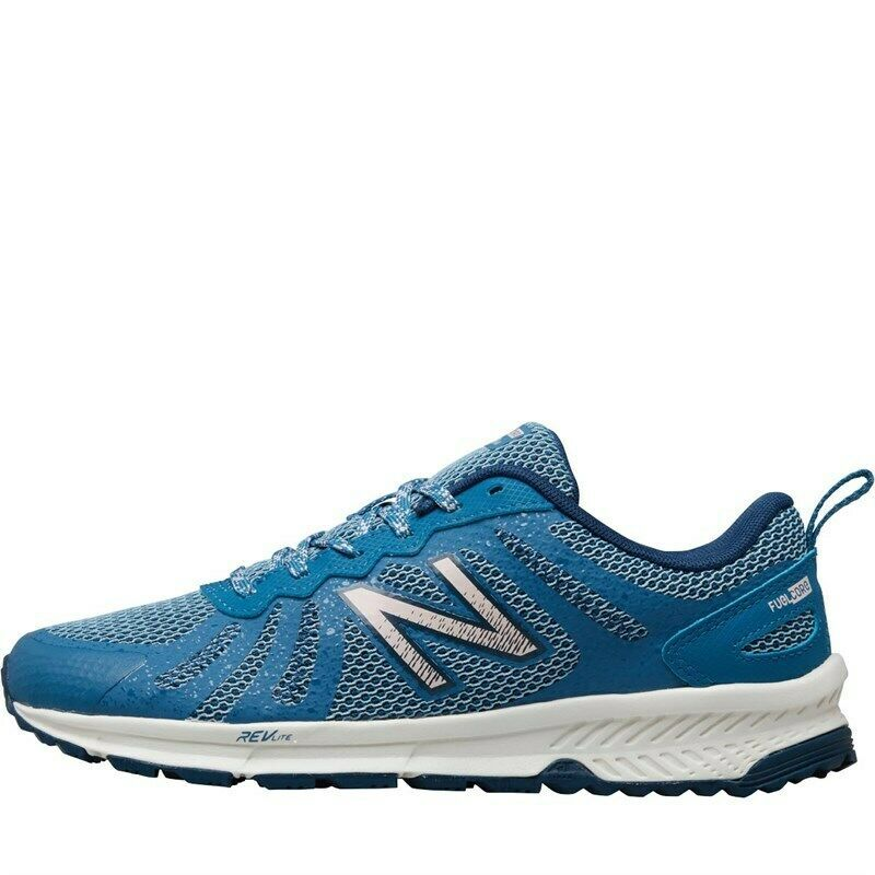 New Balance WT590 V4 Trail Running Shoes womens Blue