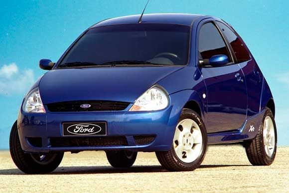 Ficha Tecnica Completa Do Ford Ka Xr
