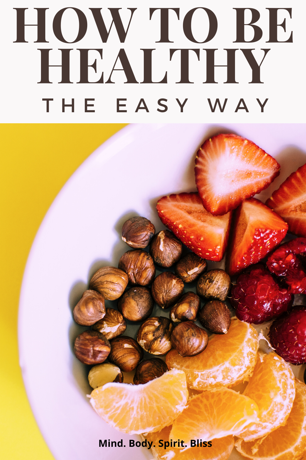 Aren't you ready to be your best self?  Get started right now with this Ultimate Guide to Healthy Li...