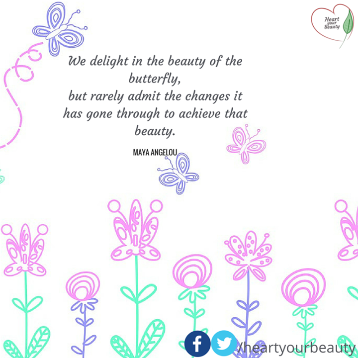 St Augustine Quotes On Human Nature: We Delight In The Beauty Of The Butterfly But Rarely Admit