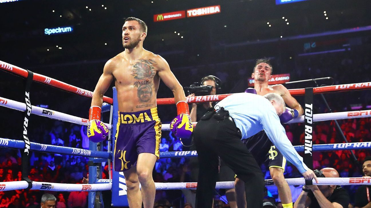 Vasiliy Lomachenko Shines Again Who S Next For Hi Tech In 2020 Boxing News World Boxing Council Top Rank Boxing
