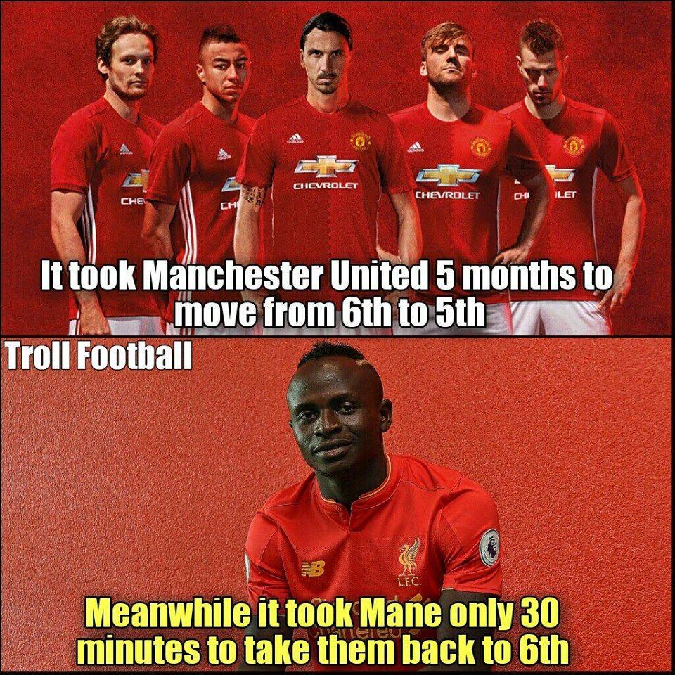 Sadio Mane Football Jokes Football Jokes