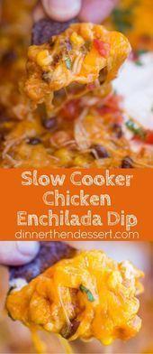 Slow Cooker Chicken Enchilada Dip benötigt nur fünf Minuten für die Zubereitung mit rohem Küken ...   - Dips - #benötigt #Chicken #Cooker #die #Dip #Dips #Enchilada #fünf #für #Küken #Minuten #mit #Nur #rohem #Slow #Zubereitung #todieforchickenenchiladas Slow Cooker Chicken Enchilada Dip benötigt nur fünf Minuten für die Zubereitung mit rohem Küken ...   - Dips - #benötigt #Chicken #Cooker #die #Dip #Dips #Enchilada #fünf #für #Küken #Minuten #mit #Nur #rohem #Slow #Zubereitung # #todieforchickenenchiladas