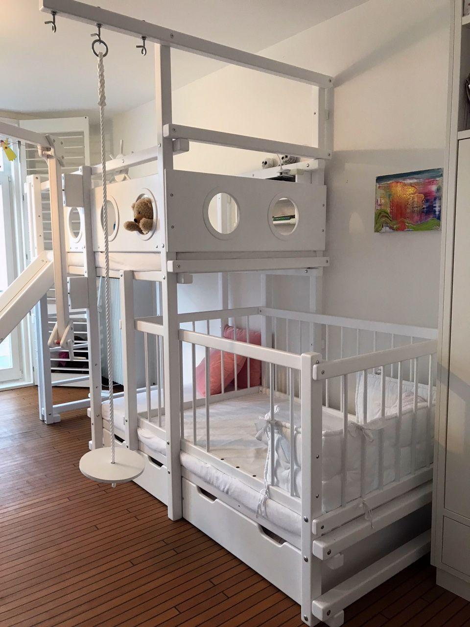 Etagenbett #kleinkindzimmer