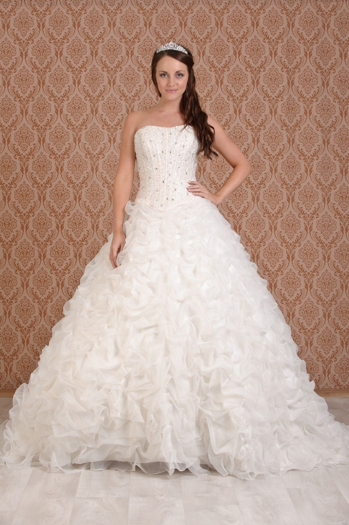 Princess Style Wedding Dresses Characteristics | Wedding Sunny ...