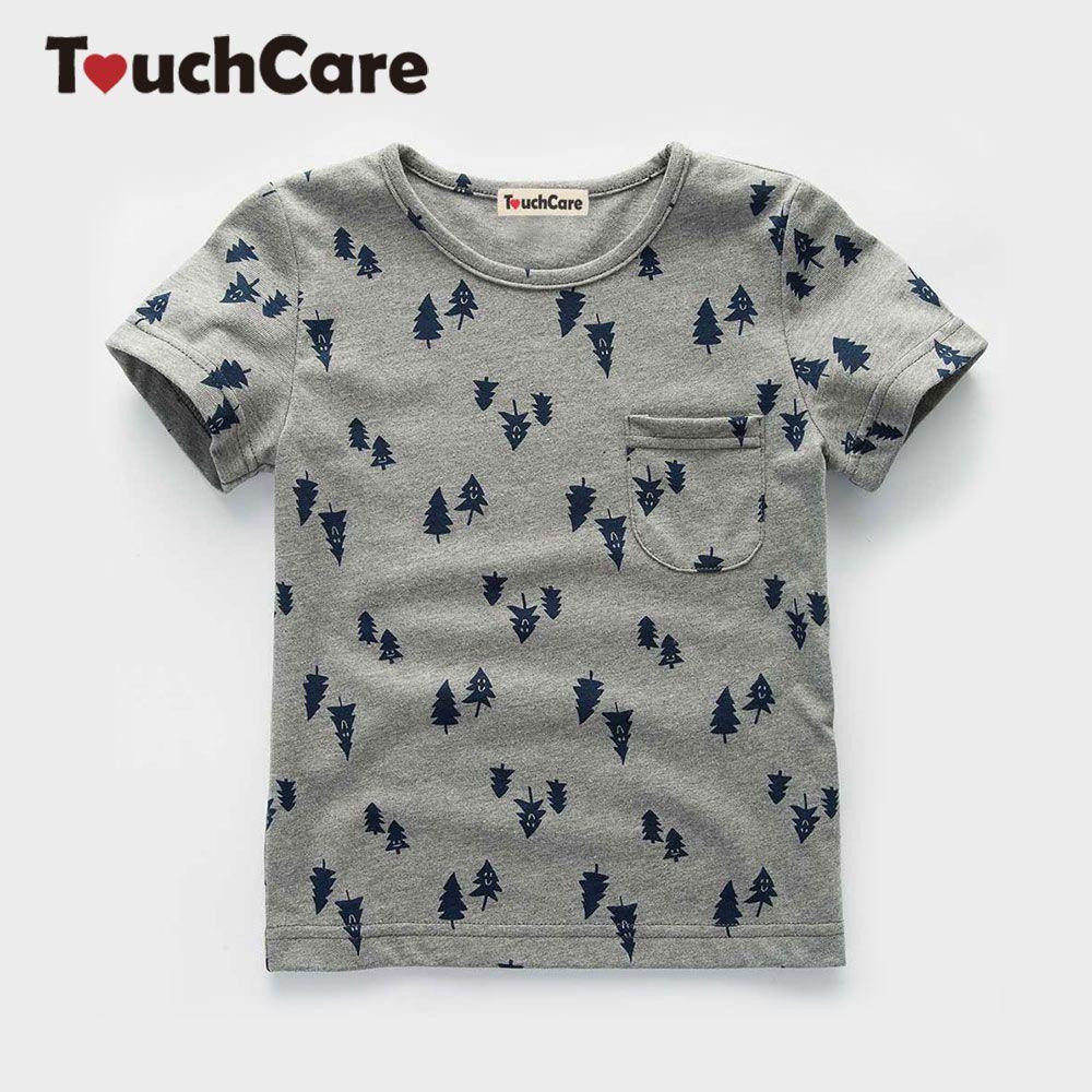 Touchcare Self Designed Newborn Baby Boy T Shirt Short Sleeve Pocket Baby Top Clothes Summer Cartoon Print Baby T Shirts Kid Shop Global Kids Baby Shop On Baby Boy T [ 1000 x 1000 Pixel ]