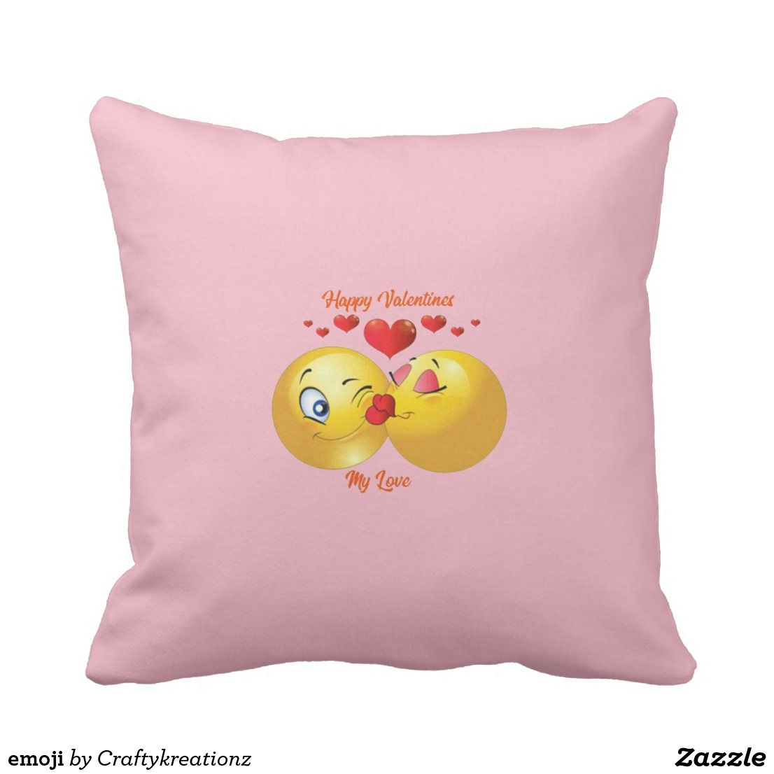 Emoji throw pillow emoji pillows pinterest emoji