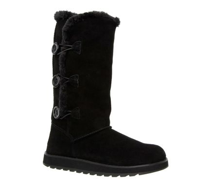 Skechers Keepsakes Conceal Womens Mid Calf Winter Boots