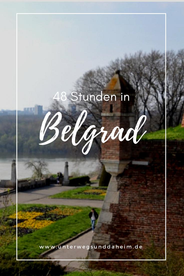 48 Stunden In Belgrad Tipps Highlights Die Du Gesehen Haben Musst Wenn Du In Die Hauptstadt Von Serbien Reist Be Serbien Slowenien Urlaub Europareisen