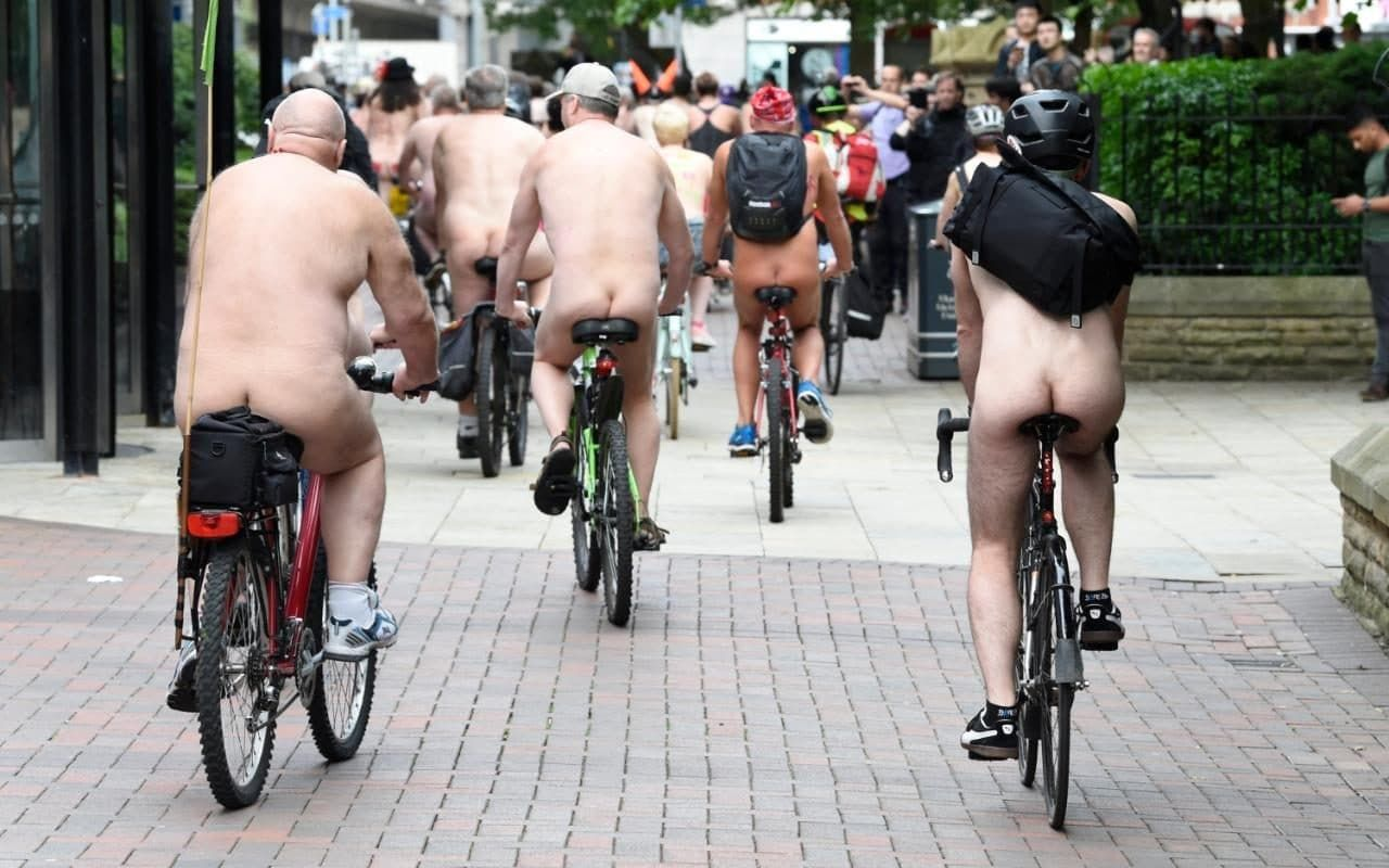 World nude bike day, chubby boy lyrics