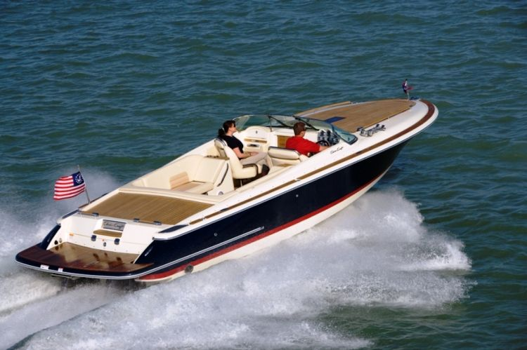 Chris Craft Boats | New Boats › Chris Craft › Runabout Boat › Corsair 28