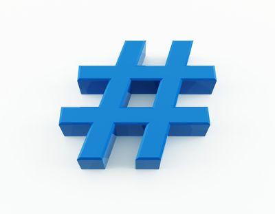 Como usar uma hashtag? - Brasil Escola