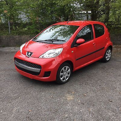 eBay: Peugeot 107 Urban '10 plate 5dr just 42000 miles ideal first