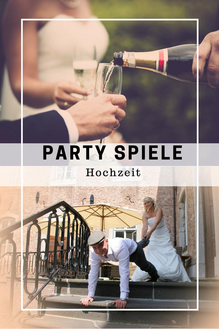 Spiele Auf Hochzeitsfeiern