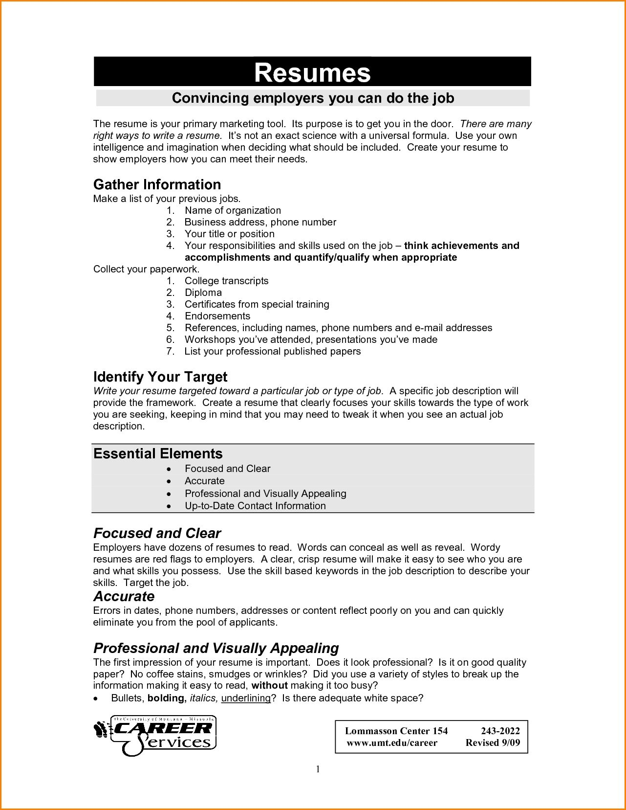 examples resumes resume for emt sample job position paramedic ...