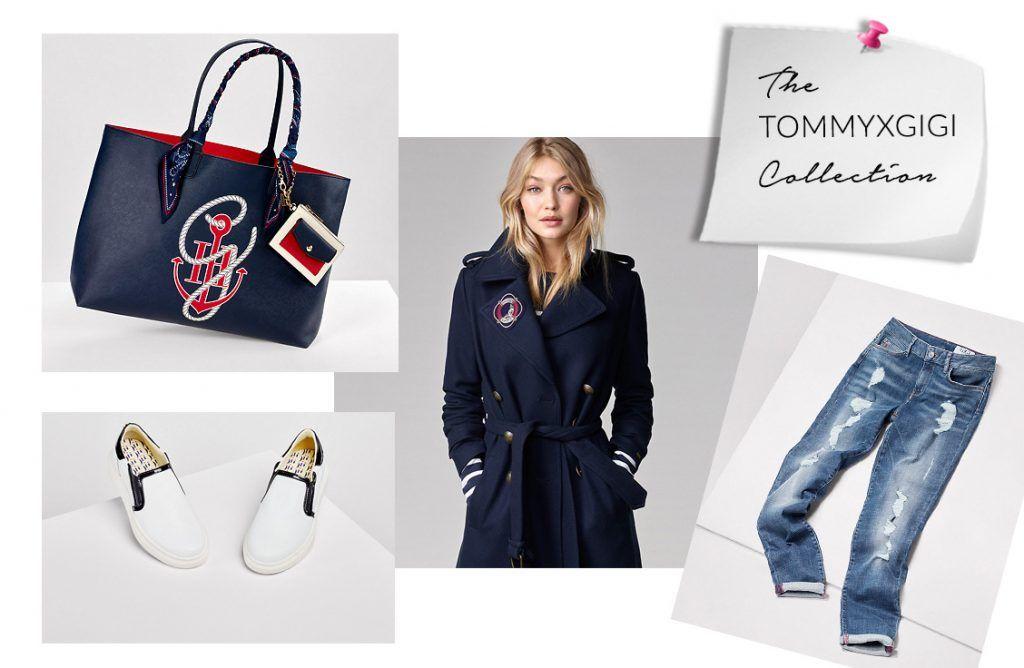 68b0e7a8 TOMMYXGIGI Collection by Gigi Hadid & Tommy Hilfiger | navy Gigi by ...