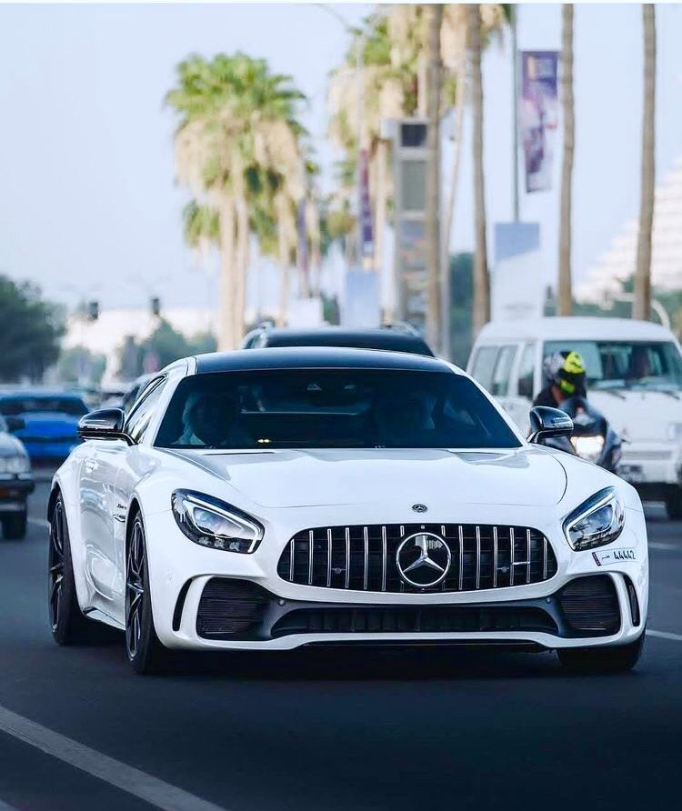 Luxurycars Mercedes Gts Amg White Mercedes Amg Luxury Cars Supercars Mercedesbenz Mercedes Benz Cars Benz Car Mercedes Sports Car