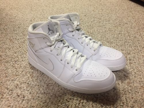 Mens NIKE AIR Gray Suede  Athletics? Sneakers Size 12