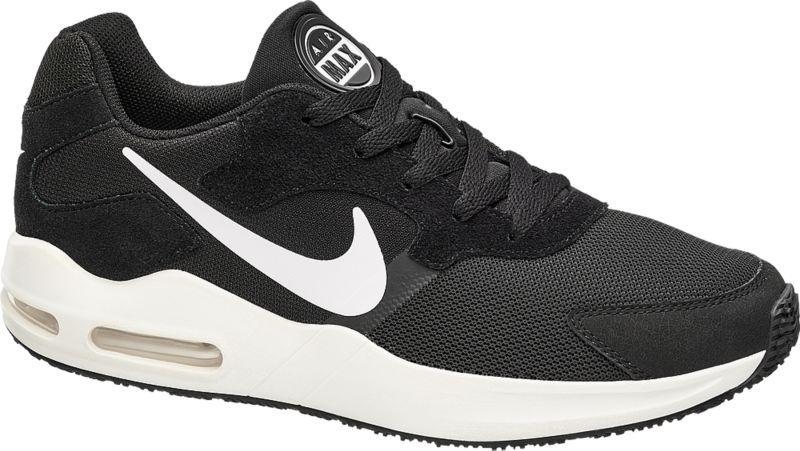Schuhe #SneakerHerren NIKE Sneaker AIR MAX GUILE schwarz