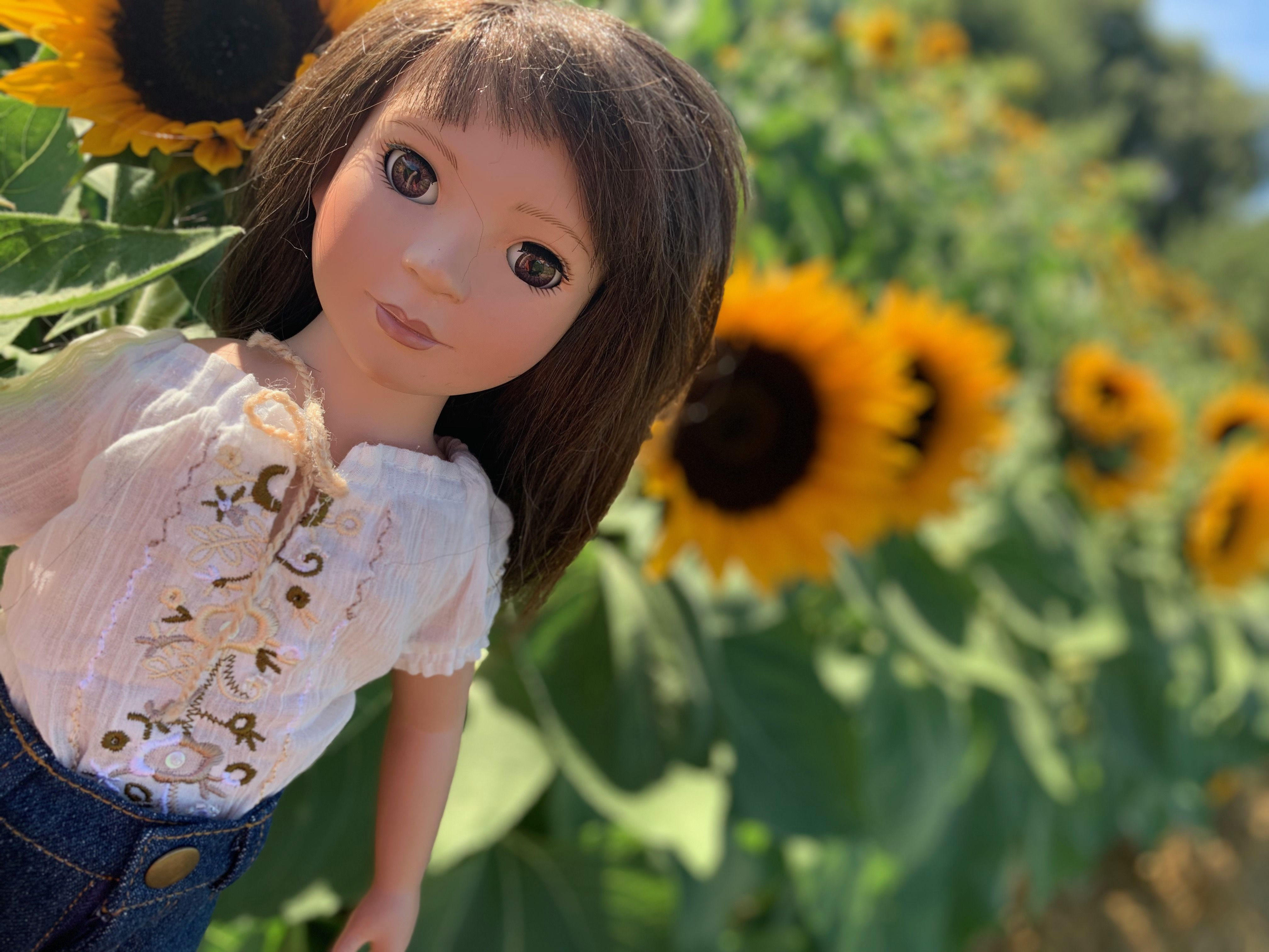 Carpatina dolls: Kohanna  #historicaldollclothes Our lovely Kohanna 18 inch slim doll, in the sunflower fields. Dolls include: historical dolls fantastic dolls doll clothes #dollclothes #dolls #dollcollector  #18inchdolls #americangirl #historicaldollclothes Carpatina dolls: Kohanna  #historicaldollclothes Our lovely Kohanna 18 inch slim doll, in the sunflower fields. Dolls include: historical dolls fantastic dolls doll clothes #dollclothes #dolls #dollcollector  #18inchdolls #americangirl #hist #historicaldollclothes