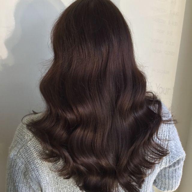 Hairoftheday Style Highlights Olaplex Model Virgin Hair Beautiful Hairstyling Healthy Hair Curlyhair Hairinsp Hair Styles Blonde Hair Goals Dark Chocolate Hair