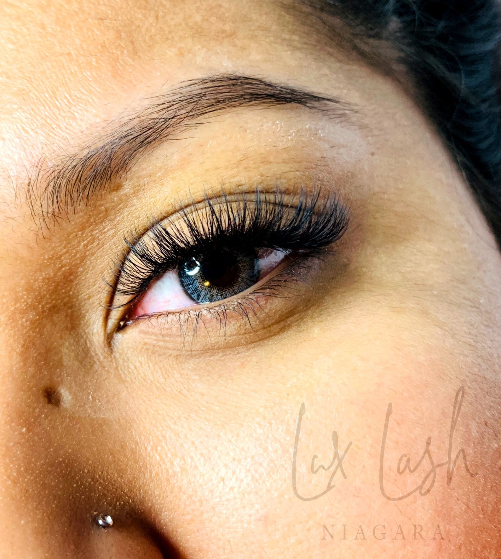 Russian volume .07 D+ curl Best lash extensions, Eyelash