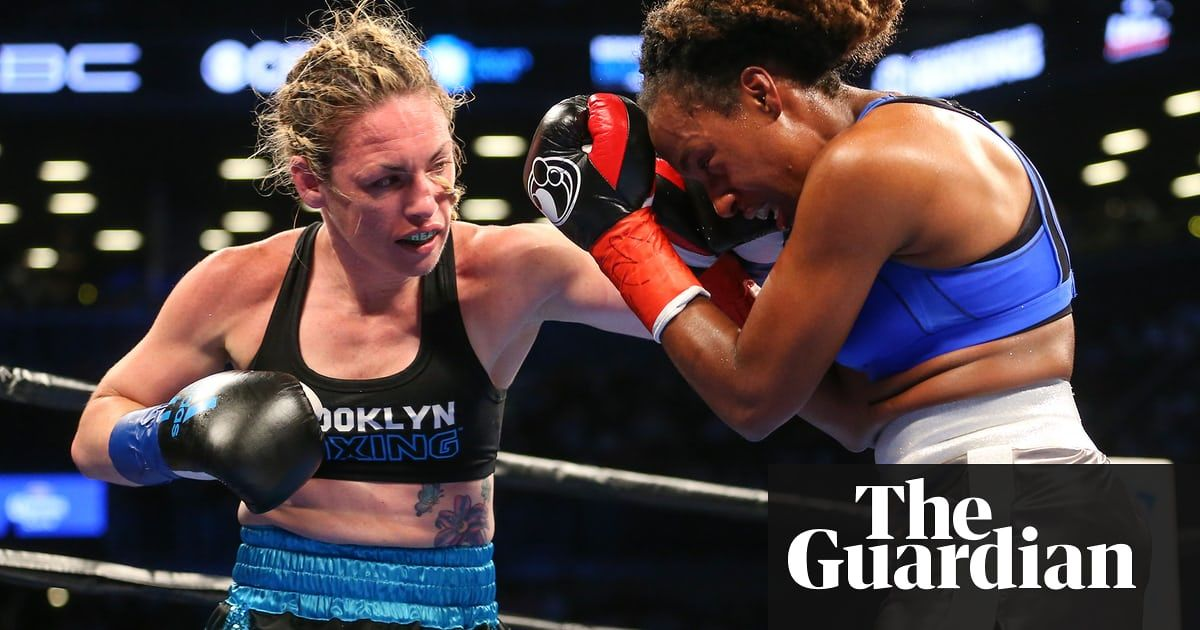Heather 'The Heat' Hardy fighting gender inequality in