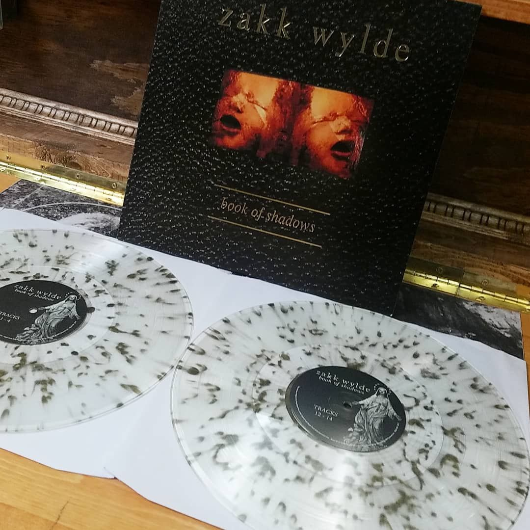 Album Book Of Shadows Zakk Wylde