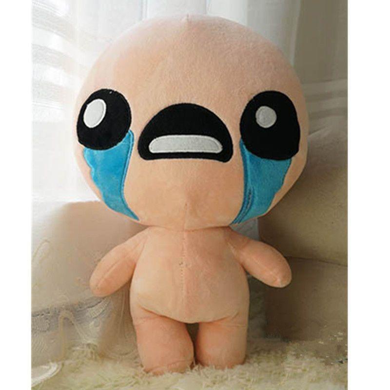 35cm Plush The Binding Of Isaac Soft Plush Toy Doll ISSAC