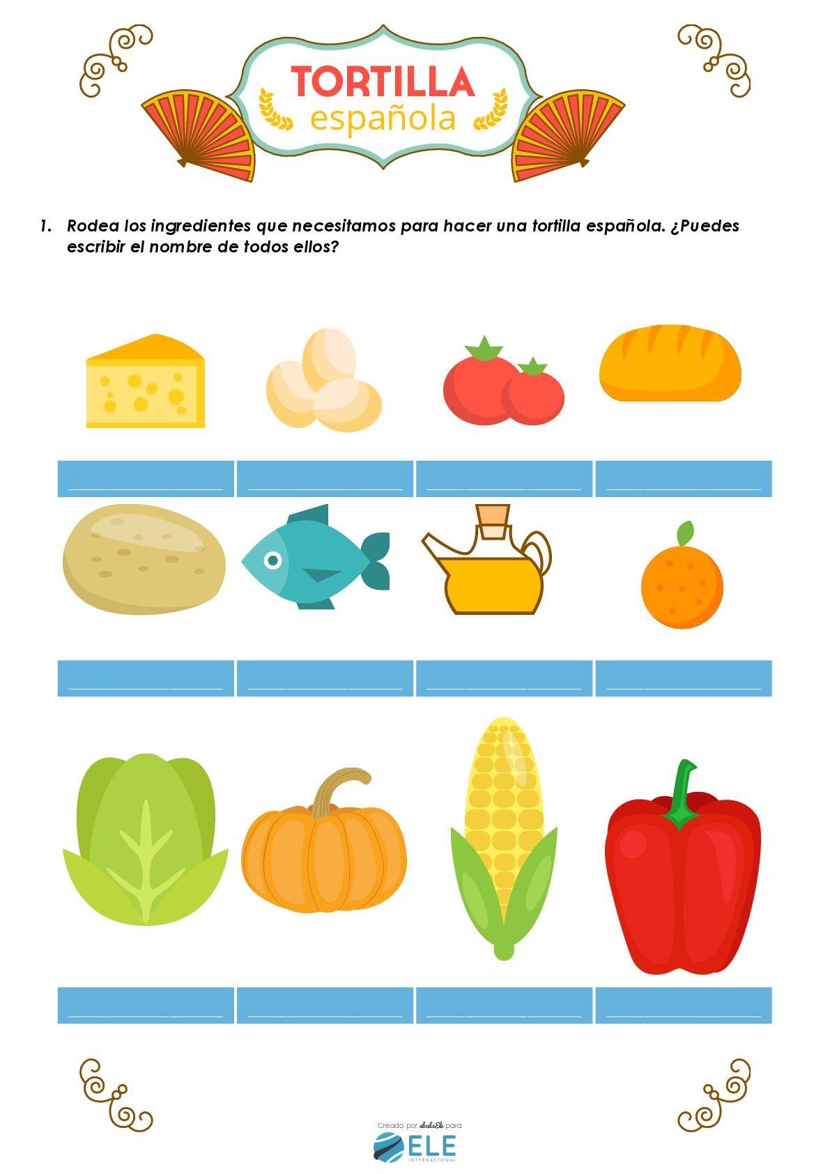 Tortilla Espanola Eleinternacional Hacer Otras Recetas