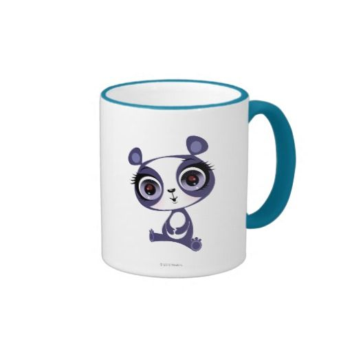 Penique la panda dulce. Regalos, Gifts. Producto disponible en tienda Zazzle. Tazón, desayuno, té, café. Product available in Zazzle store. Bowl, breakfast, tea, coffee. #taza #mug