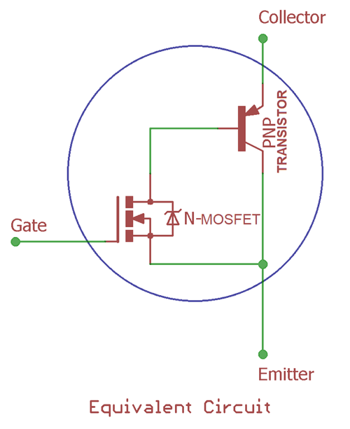 Igbt Insulated Gate Bipolar Transistor In 2020 Transistors Electronic Circuit Projects Electronics Circuit
