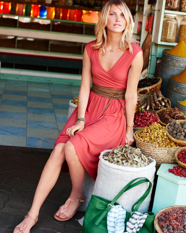 9594e325240c5 Goddess Knit Dress- Garnet Hill | Best Sellers | Fashion, Knit dress ...