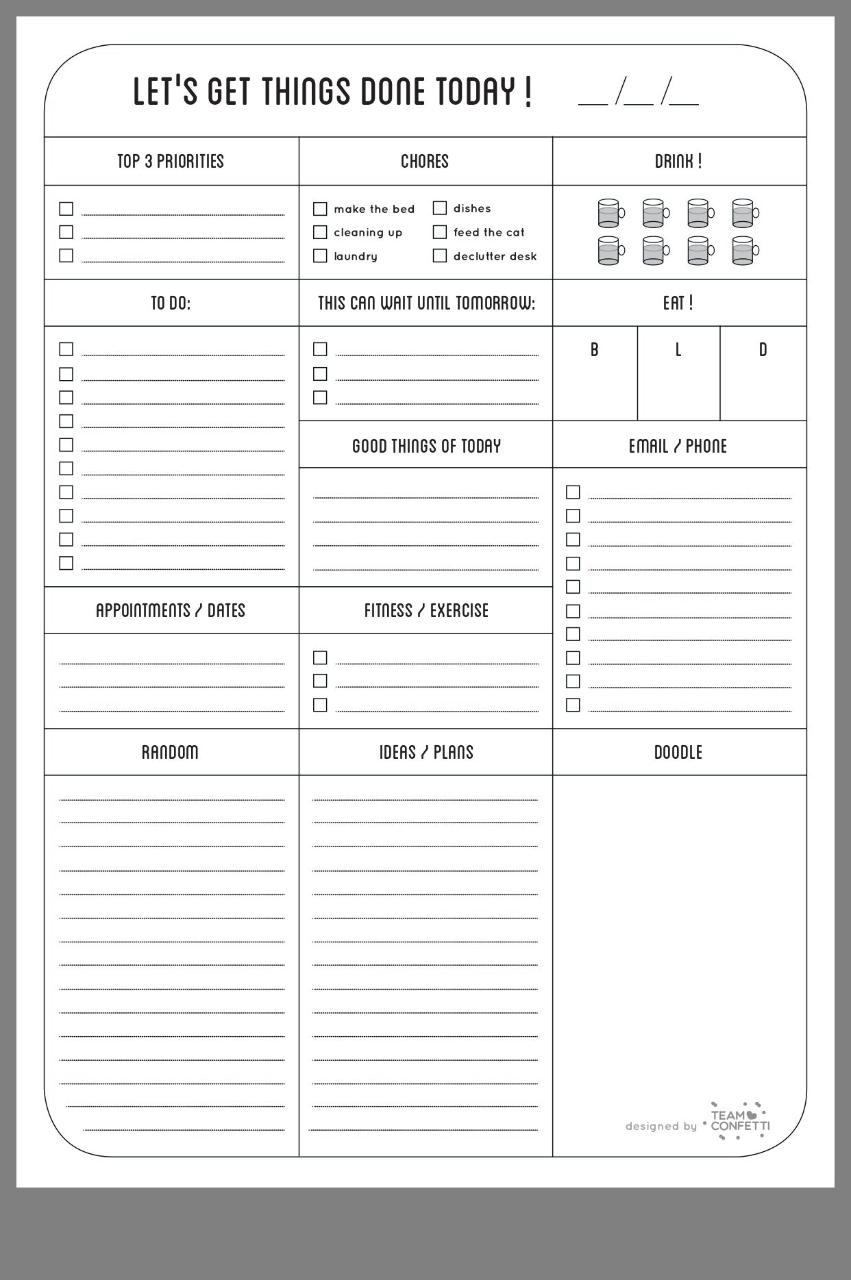 Pin by court dubord on Important Lesson plan templates