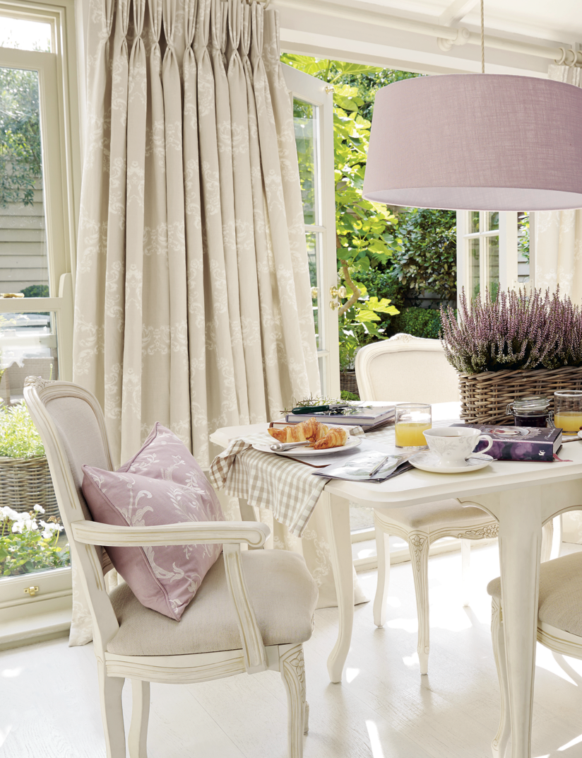 Ashley S Nest Decorating A Dining Room: Laura Ashley Spring/Summer 2015: Natural Glamour