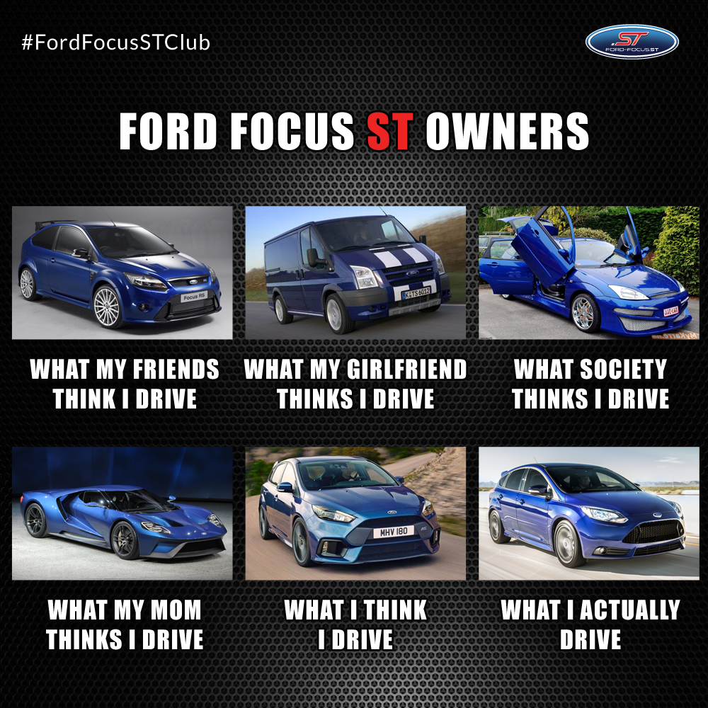 We Think That S True Would You Change Any Photo Have A Great Week Ford Focus St Rs Transit Gt Ford Focus St Ford Focus Ford News