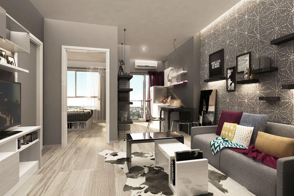 30 Sqm Condo Interior Design Ideas Philippines