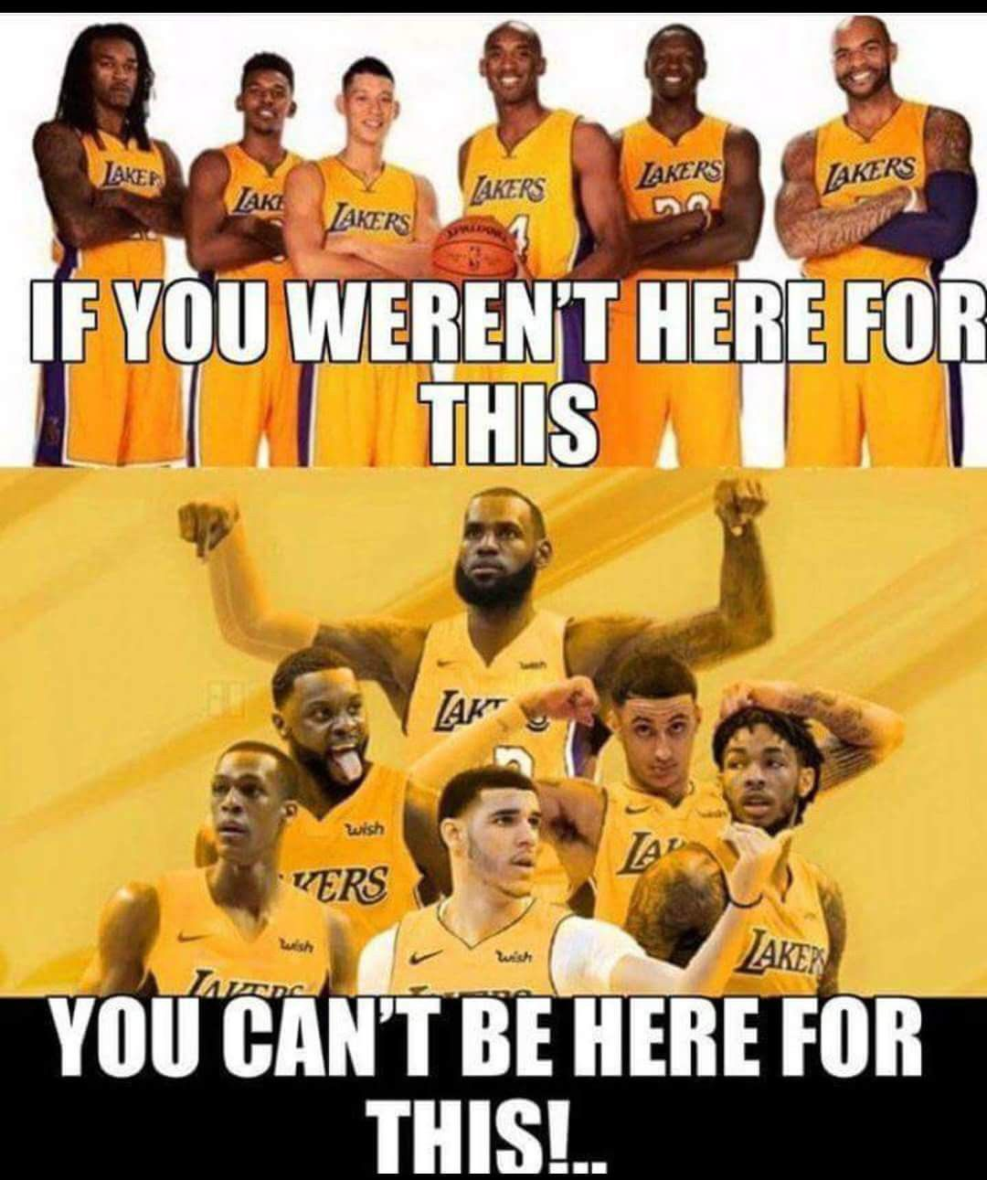 Pin By Deidrick Williams On Sports Funny Basketball Memes Nba Funny Lakers Memes