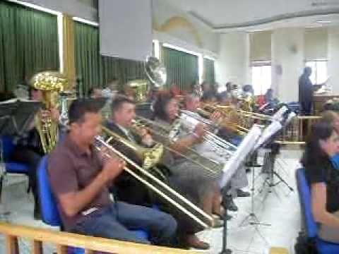 Hino 123 Hc Banda Missionaria Acordes Celestes Cascavel Pr