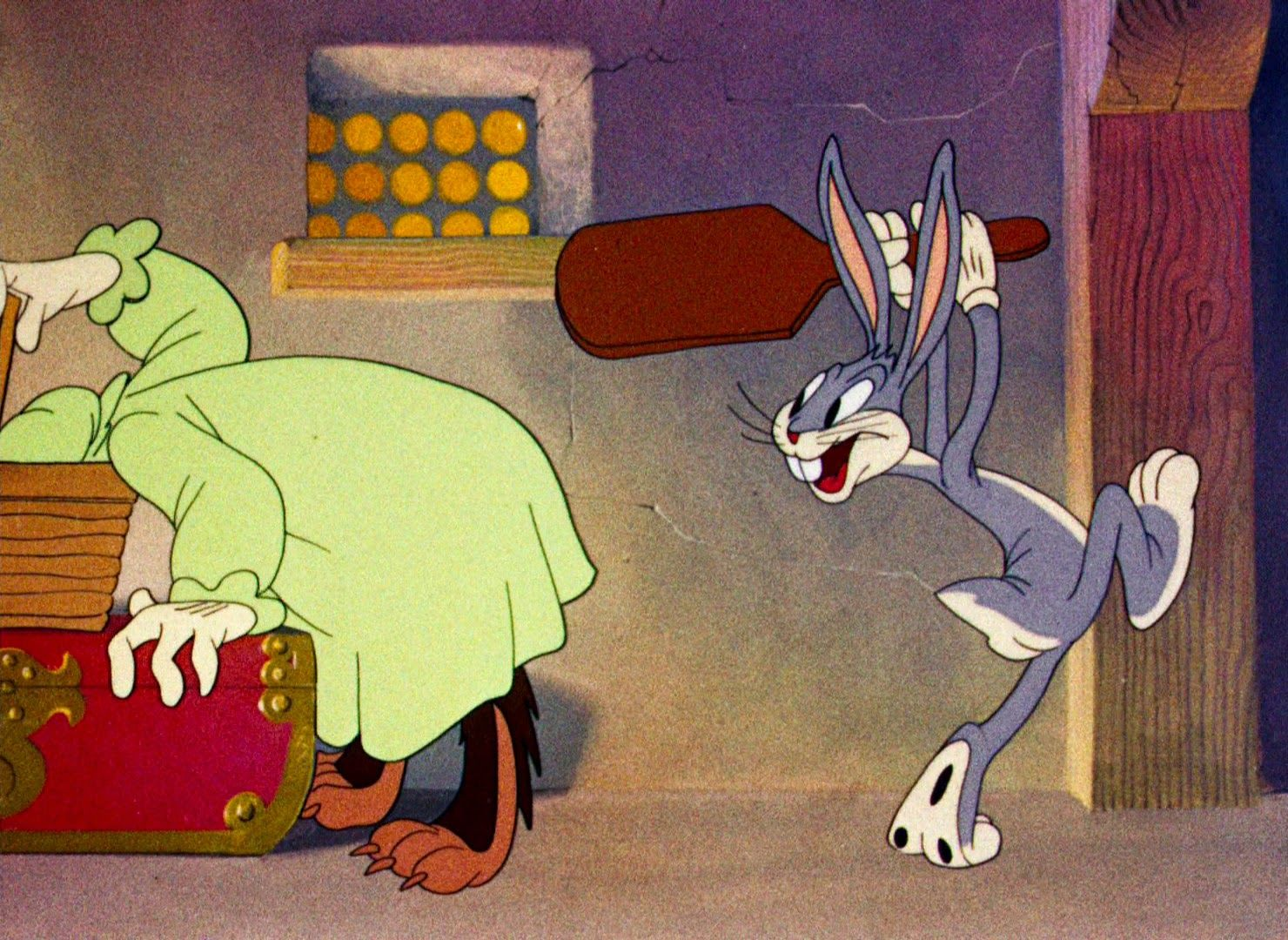 """""""Little Red Riding Rabbit"""" (With images) Looney tunes"""