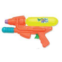 Action Water Pumper with Orange Handle