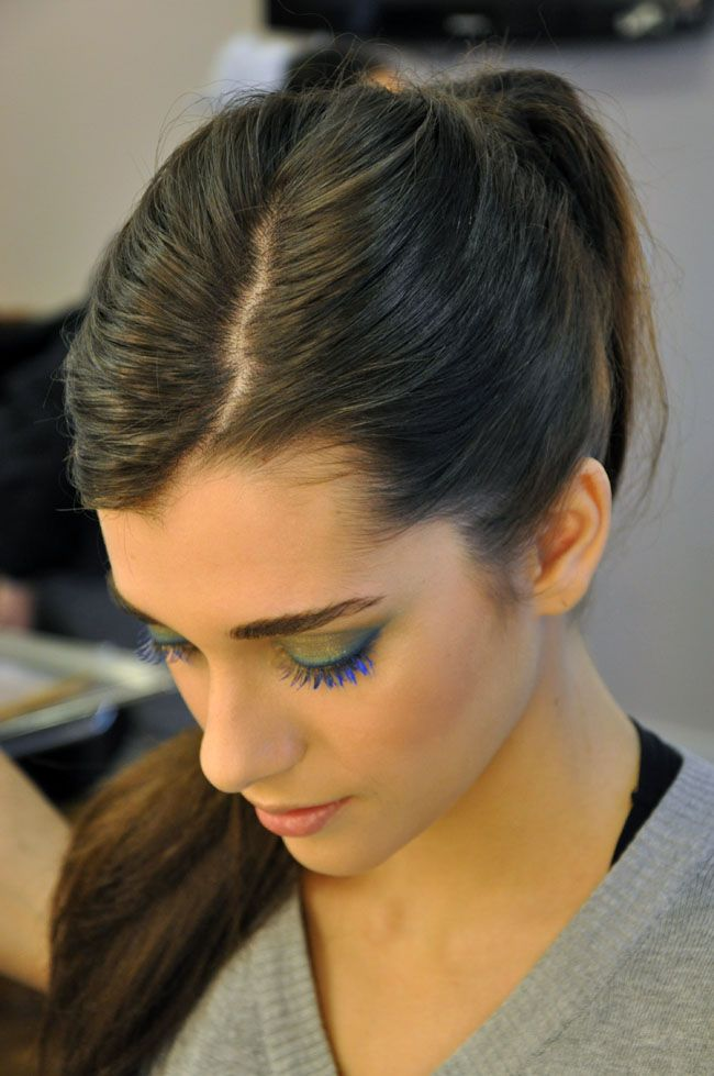 Makes preciosos feitos para o Baile da Vogue 2014:
