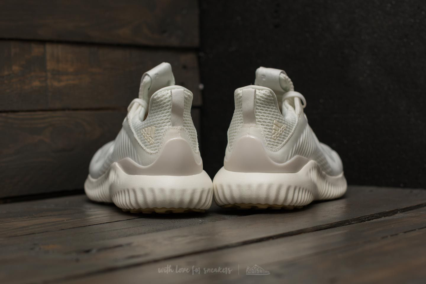 2c359fd9acbd1 adidas Alphabounce EM Undye M White  White  White at a great price 115 €  buy at Footshop