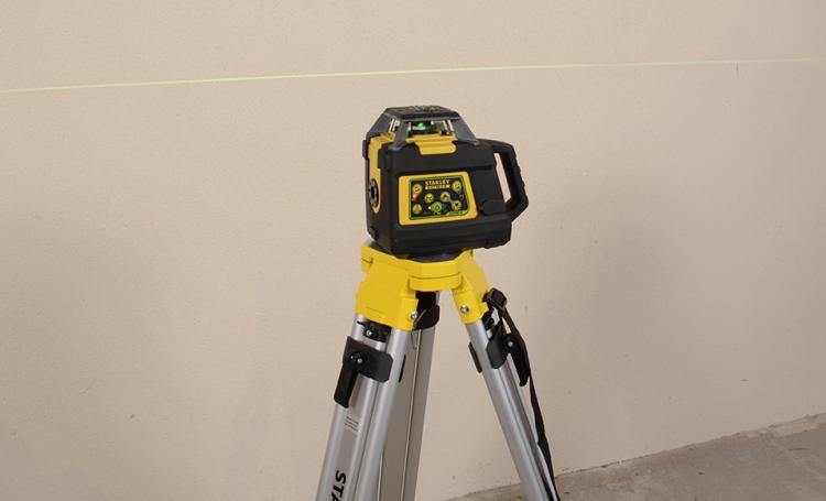 Comment Bien Utiliser Un Niveau Laser Rotatif Laser Outillage Systeme D