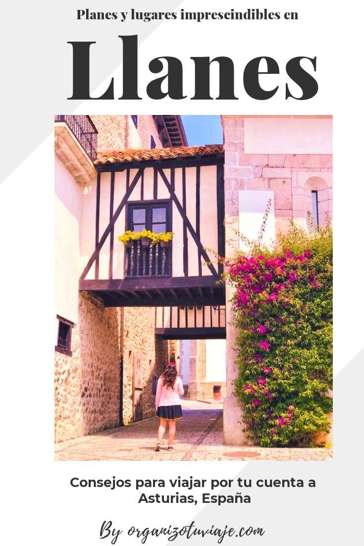 Llanes Planes Y Lugares Geniales En Asturias Llanes Viajes Viajar Por España