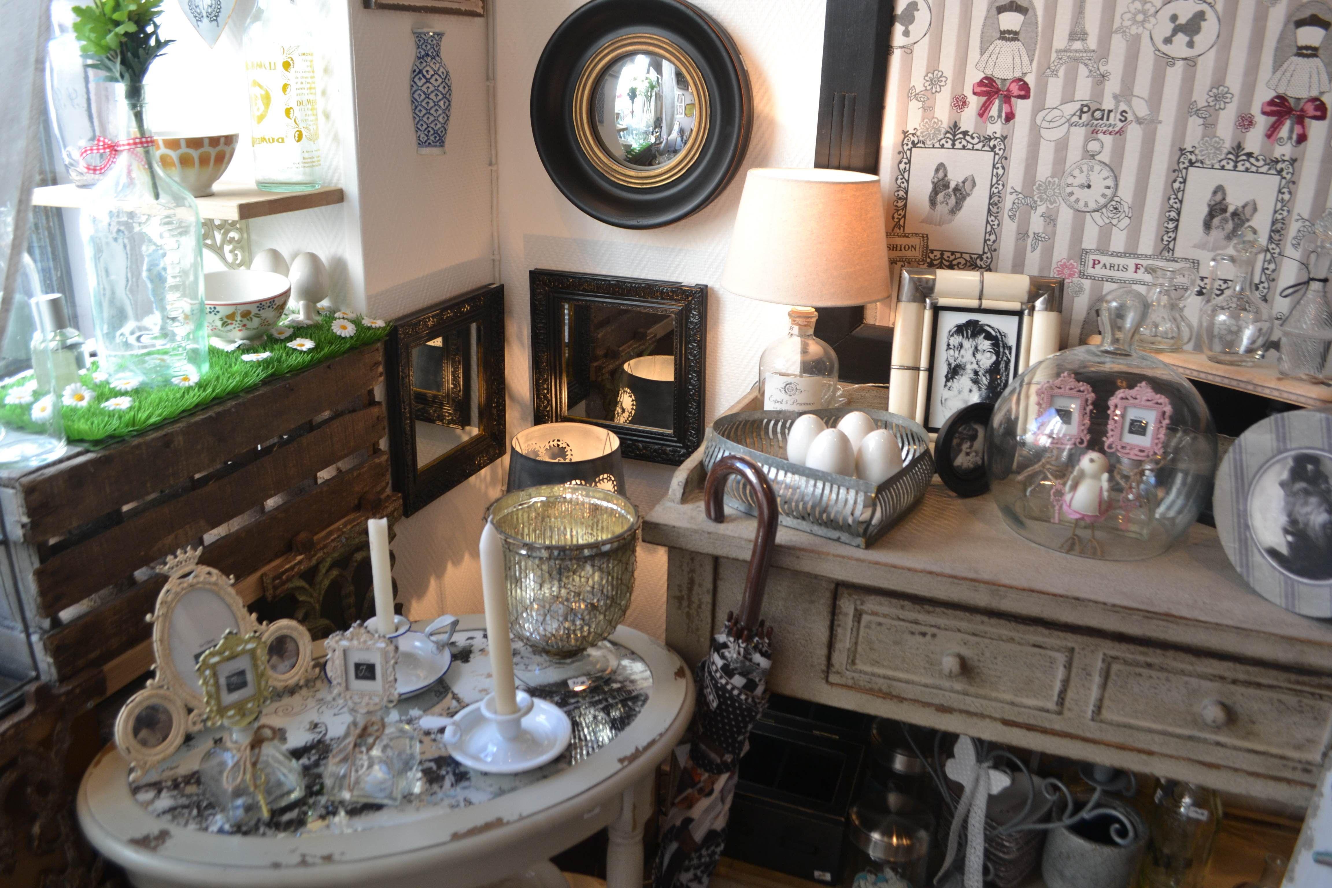 Chezbetoche Boutique Objets Deco Idees Cadeaux Vintage