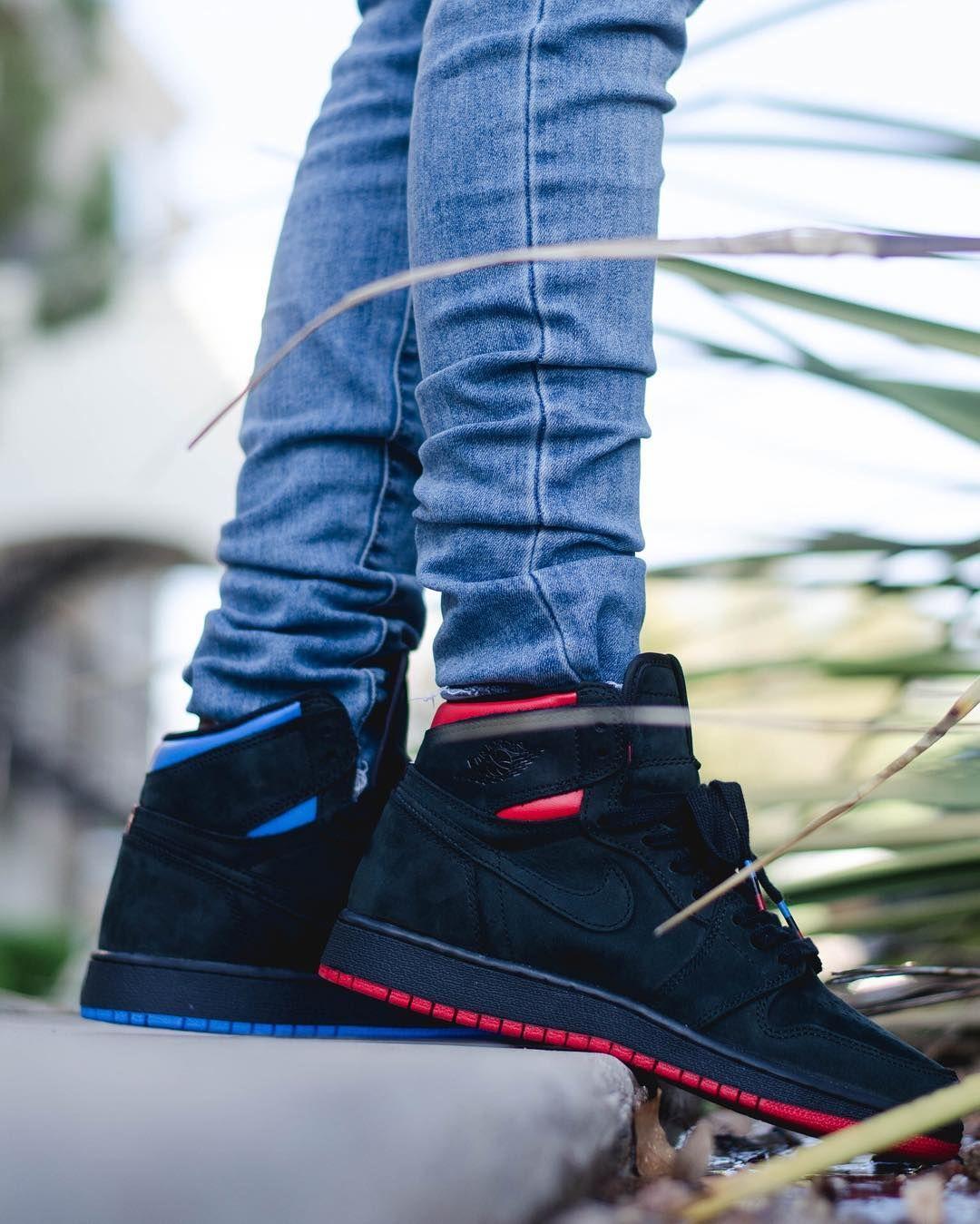 Air Jordan 1 Retro High Quai 54 \