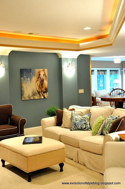 aegean teal BM paint. my walls are gold, but to accent with teal and ...
