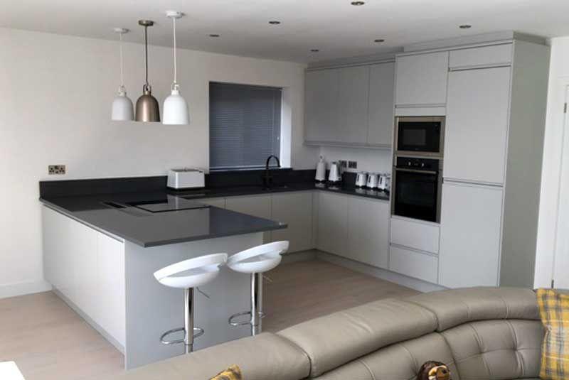 Best An Innova Luca Dove Grey Kitchen Real Kitchen Diy 400 x 300