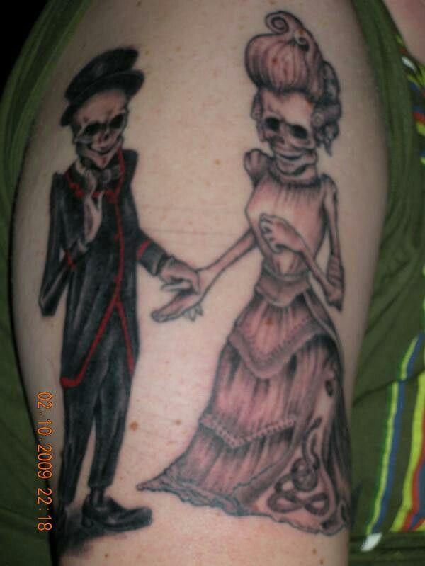 Chiodos tattoos